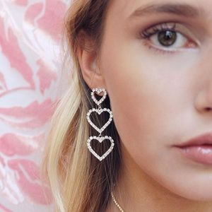 Frasier Sterling Spoiled Heart Earrings